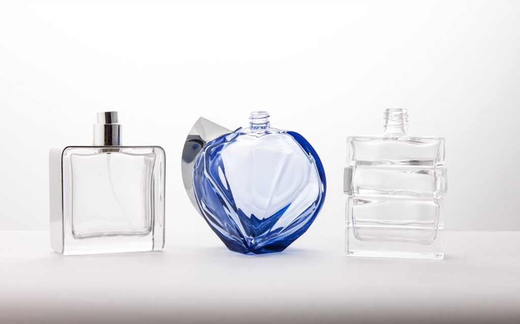 Perfume Glass Bottles